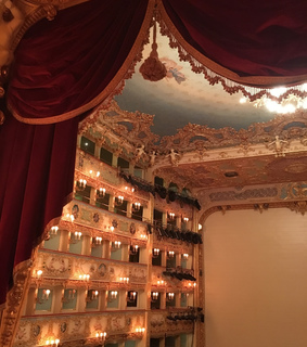 theatre, travel and rich