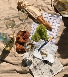 wine, feedfeed and summer