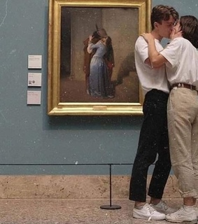art, young and similarity