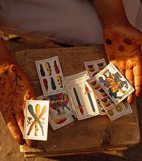 africa, divination and fortune reading