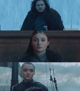 a song of ice and fire, a time for wolves and arya stark