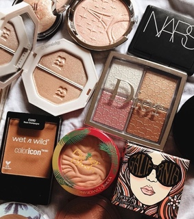 beauty, blusher and dior
