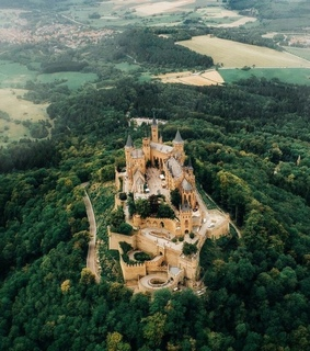 castle, germany and medieval