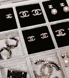 style, chanel and girly things