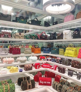 Louis Vuitton, bags and chanel