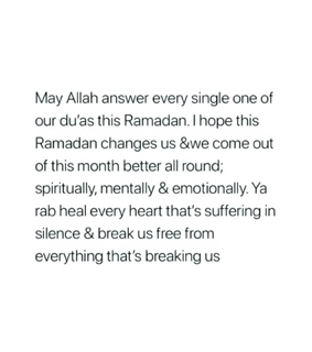 ramadan 2019, Ramadan and emotionally