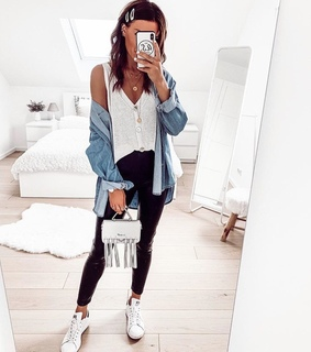 black jeans, cute and fashion