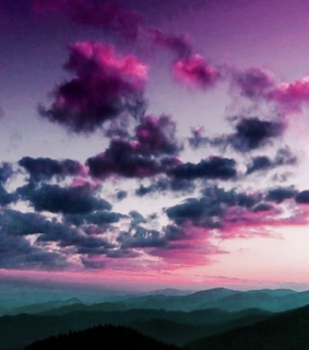 aesthetic, beautiful and clouds