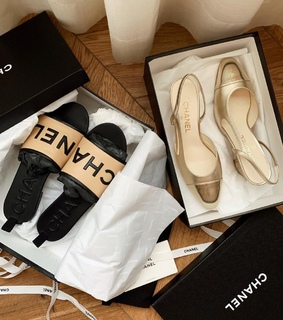 blogger, chanel and chanel shoes