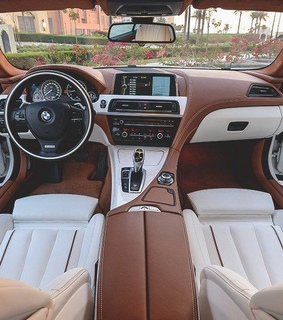 bmw, car and chic