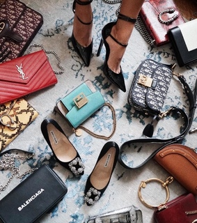 fwrd, sincerelyjules and Yves Saint Laurent