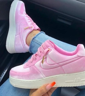 shoes, sport and pink