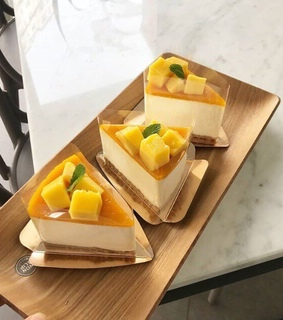 cheesecake, delicious and fancy
