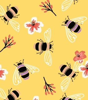 background, bee and bees