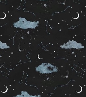 constellations, stars and cute