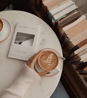 Late, books and coffee