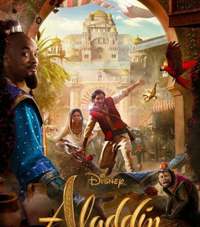 aladdin, wishes and liveaction