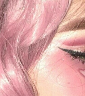 aesthetic, blush and cat eye