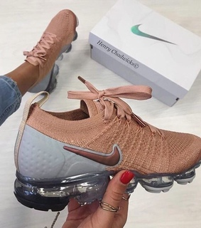 sneaker, beige and pink