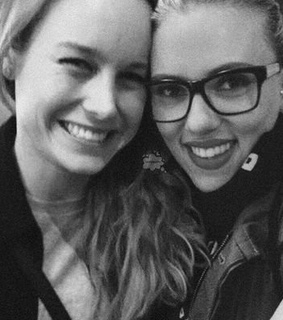 Marvel, black widow and brie larson