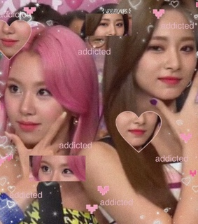 cyber core, kawaii and chaeyoung