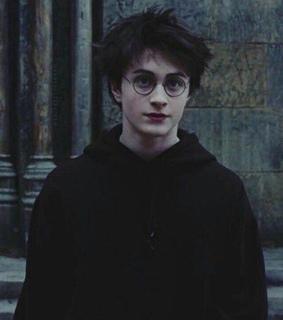 glasses, hp and james potter