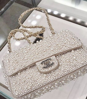bag, beautiful and channel
