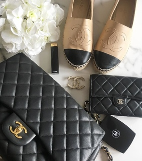 chanel, make up and chanel broche