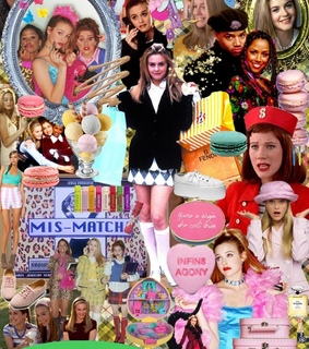 90s, Clueless and Collage