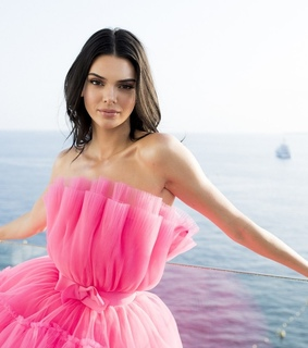 glamour, kendall jenner and makeup