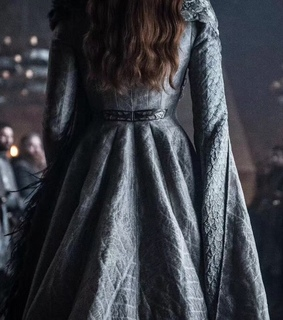 dress, game of thrones and got