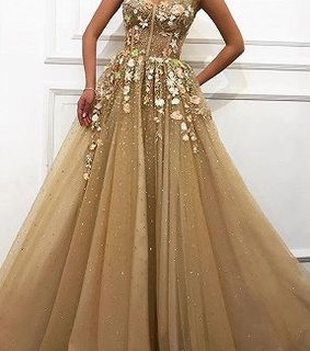 fashion and prom dress