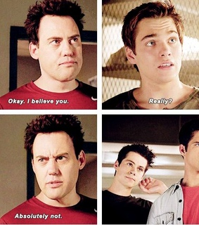 dylan sprayberry, liam and stiles
