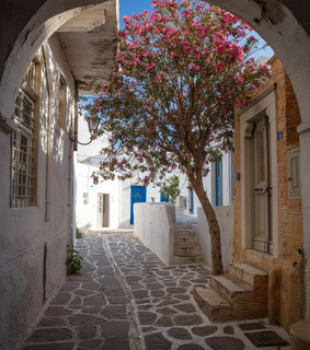 Greece, Houses and architecture