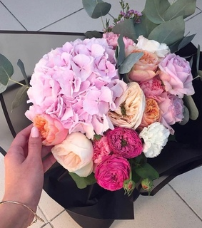 beautiful and bouquet