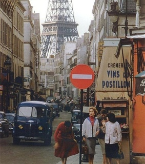 french, 50s and 60s