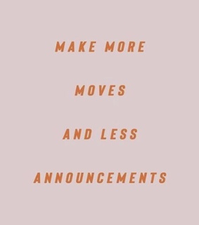achieve, Move and Action