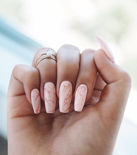 pink, Nude and marble