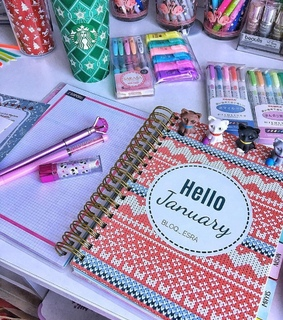 college, write and pens