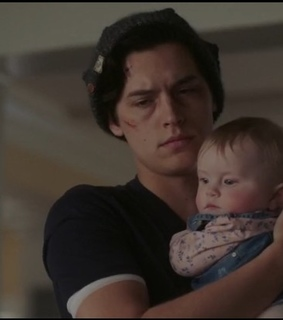?, riverdale and baby