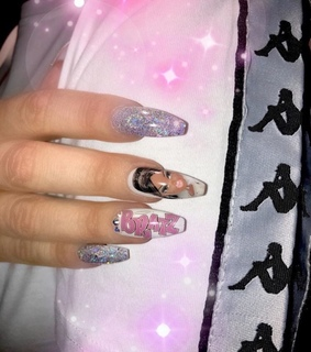nail goals, inspiration and outfit goals