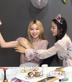 gowon lq, yves and loona
