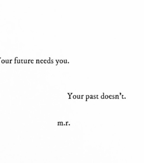 present, future and text