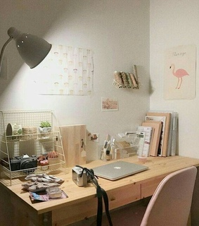aesthetic, beautiful and desk