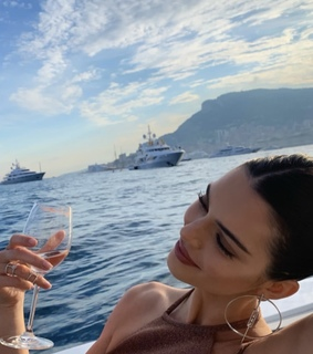 beauty, instagram and cannes
