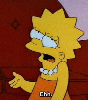 lisa simpson, tumblr and bart simpson