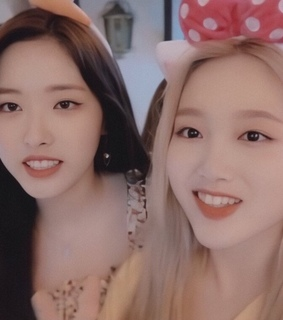 yyxy, loona lq and son hyejoo