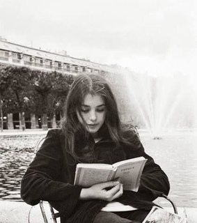 book, books and girl