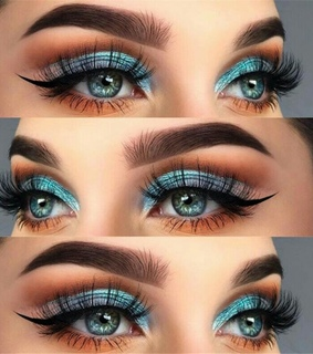 explore, eyebrows and makeup
