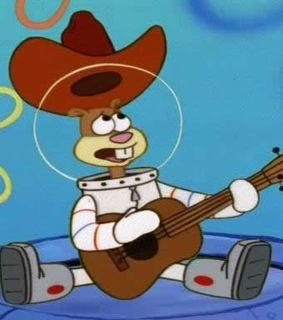 spongebob, country and sad